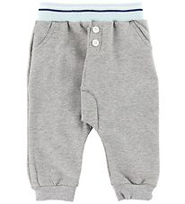 Fendi Kids Sweatpants - Gråmeleret