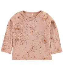 Soft Gallery Bluse - Bella - Mini Splash - Rosa