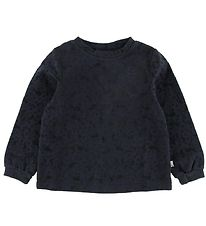 Wheat Disney Bluse - Midnight Blue m. Minnie
