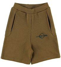 Gro Shorts - Tall - Ochre Green