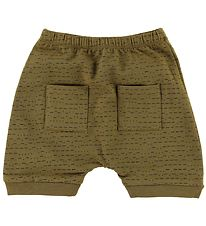 Gro Shorts - Drini - Ochre Green
