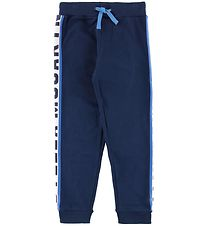 Stella McCartney Kids Sweatpants - Navy