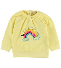 Soft Gallery Sweatshirt - Annabel - Rainbow