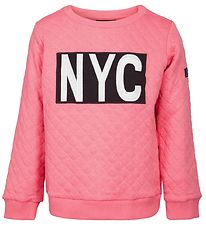 Petit by Sofie Schnoor Bluse - Coral Pink m. NYC