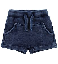 Fixoni Shorts - Indigo Blue