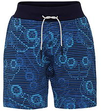 Lego Duplo Sweatpants - Pan - Navy/Blåstribet m. Biler