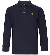 Lyle & Scott Polo - Junior - Navy