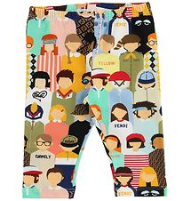 Fendi Kids Leggings - Fendi Family