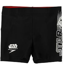 Speedo Badebukser - UV50+ - Aquashort - Star Wars - Sort