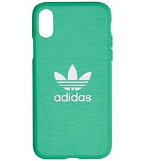 adidas Originals Cover - Trefoil - iPhone X/XS - Hi-Res Green