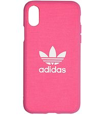 adidas Originals Cover - Trefoil - iPhone X/XS - Shock Pink
