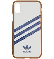 adidas Originals Cover - 3-Stripes - iPhone X/XS - White