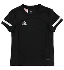 adidas Performance T-shirt - T19 - Sort