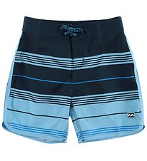 Billabong Badeshorts - 73 Stripe - Navy/Blå