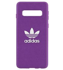 adidas Originals Cover - Trefoil - Galaxy S10 - Active Purple