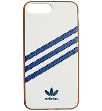 adidas Originals Cover - 3-Stripes - iPhone 6/6S/7/8 Plus - Whit