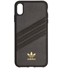 adidas Originals Cover - 3-Stripes - iPhone XS Max - Black