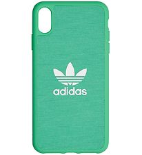 adidas Originals Cover - Trefoil - iPhone XS Max - Hi-Res Green