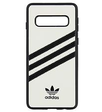 adidas Originals Cover - 3-Stripes - Galaxy S10 - White