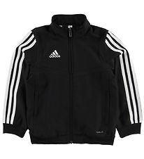 adidas Performance Cardigan - Tiro19 - Sort