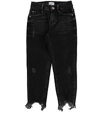 Grunt Jeans - Relaxed - Sort Denim