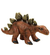National Geographic Bamse - 40 cm - Stegosaurus