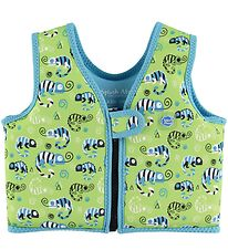 Splash About Badevest - Go Splash Swim - UV50+ - Green Gecko