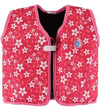 Splash About Badevest - Float - UV50+ - Pink Blossom