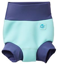 Splash About Blebadebukser - Happy Nappy - Blue Cobalt