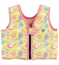 Splash About Badevest - Go Splash Swim - UV50+ - Garden Birds