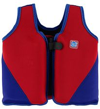Splash About Badevest - Float - UV50+ - Red/Navy
