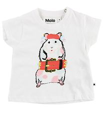 Molo T-shirt - Erica - Dressy Baby Hamster