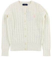 Polo Ralph Lauren Cardigan - Strik - Creme