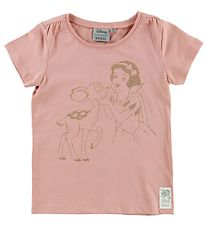 Wheat Disney T-shirt - Snowwhite - Rose Tan