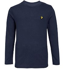 Lyle & Scott Junior Bluse - Navy