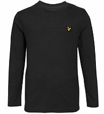 Lyle & Scott Bluse - Junior - Sort