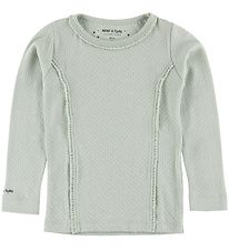 Mini A Ture Bluse - Aje - Puritan Grey