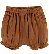 Mini A Ture Bloomers - Kani - Leather Brown