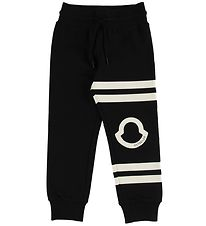 Moncler Sweatpants - Sort m. Print