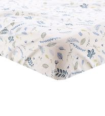 Cam Cam Lagen - 70x140x15 - Pressed Leaves Blue