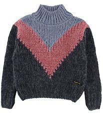 Finger In The Nose Sweater - Strik - Vanity - Multicolor Colorbl