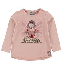 Wheat Disney Bluse - One Bite - Misty Rose