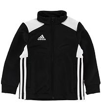 adidas Performance Cardigan - Sort/Hvid
