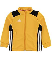 adidas Performance Cardigan - Gul/Sort