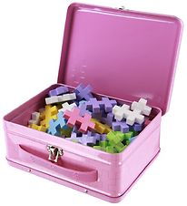 Plus-Plus Big - Suitcase - 70stk - Pastel