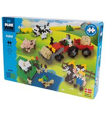 Plus-Plus Mini - 760stk - Basic - Farm