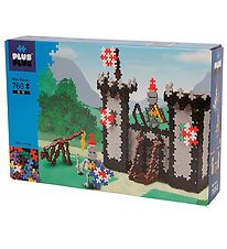 Plus-Plus Mini - 760stk - Basic - Medieval Castle
