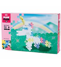 Plus-Plus Big - 50stk - Pastel - Unicorn