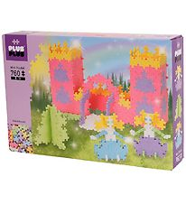 Plus-Plus Mini - 760stk - Pastel - Castle