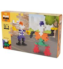 Plus-Plus Big - 50stk - Basic - Robot